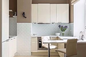 Оформляем маленькую кухню: полный гид по дизайну и созданию функционального интерьера