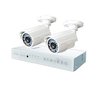 Комплект видеонаблюдения IVUE