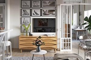 8 ошибок в оформлении и декоре маленьких квартир, которые не допустит дизайнер