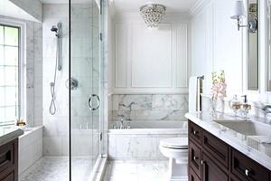 Дизайн ванной комнаты с окном: советы по оформлению и 67 примеров для вдохновения