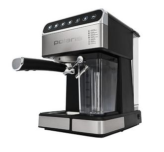 Кофеварка рожковая Polaris