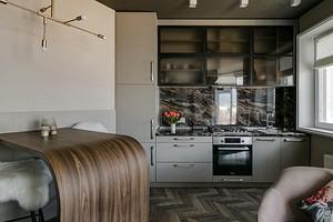 Как совмесить функциональность и стиль в дизайне кухни площадью 10 кв. м: советы и 74 примера