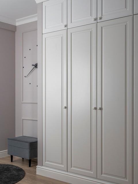 Еще один шкафдля одежды и пост&...
