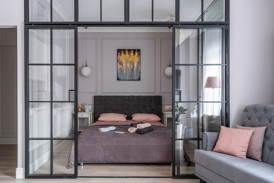 Маленькая квартира-трансформер для сдачи в аренду