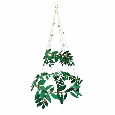 Подвесное украшение Mistletoe с листья...