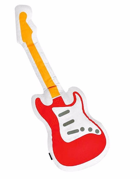 Подушка Pillow Band в виде гитары— не то...