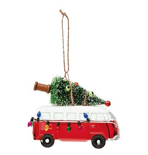 Ёлочная игрушка Festive Van— еще один п ...