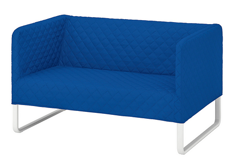 Двухместный диван «Кноппарп»