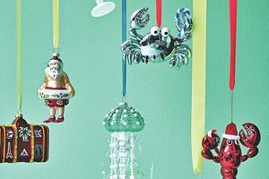 Настроение — отпуск: 9 новогодних украшений для атмосферы праздника и отдыха