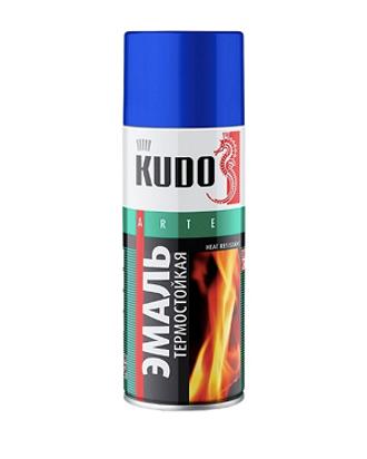 Эмаль KUDO термостойкая