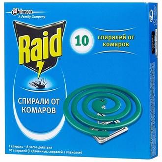 Спираль Raid от комаров
