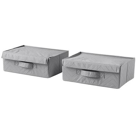 Две коробки для обуви ИКЕА