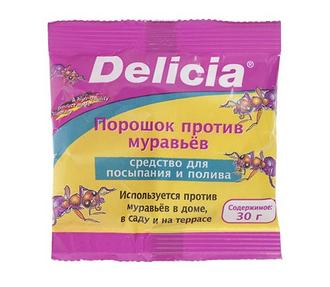 Порошок Delicia против муравьев
