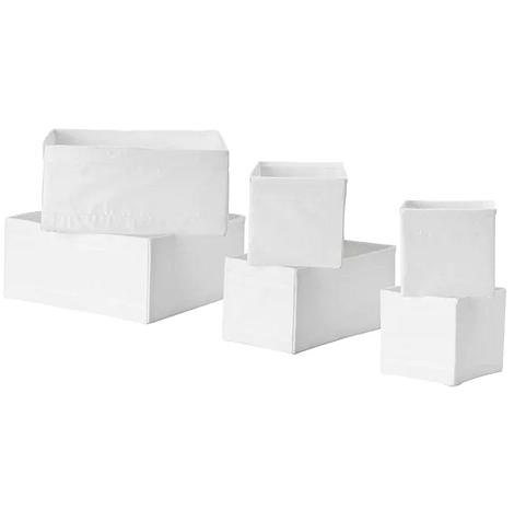 Набор коробок из 6 штук ИКЕА