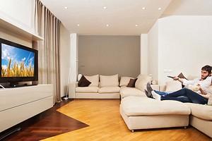 Акустический потолок из ГКЛ: 4 варианта конструкции и особенности монтажа