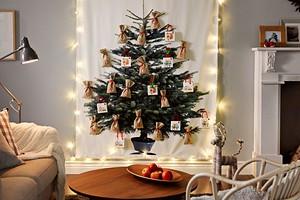 7 свежих идей для украшения маленькой квартиры к Новому году