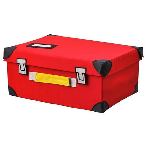 Коробка-чемодан