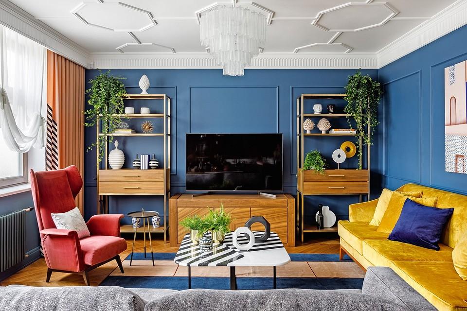 Эффектный интерьер, функциональность и 5 комнат: в этой квартире продумали всё