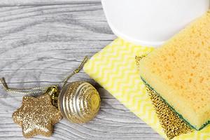Уборка в праздничные дни: 6 советов, которые помогут ее упростить