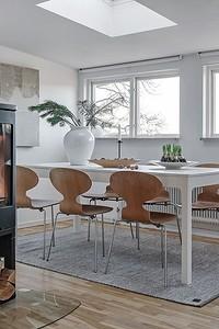 Дизайн кухни с печкой в частном доме (40 фото)