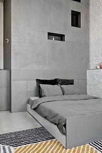Как дизайнеры обустраивают спальни, если нет места: 6 идей из реальных проектов