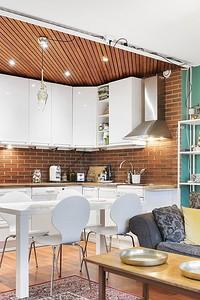 10 идей для организации кухни, которые мы подсмотрели в финских квартирах