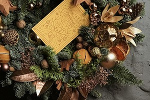 Новый год в стиле лофт: 7 идей для украшения брутального интерьера