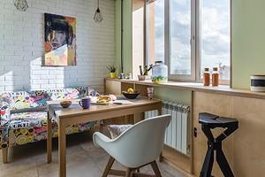 Как декорировать интерьер с помощью яркой обивки мебели: 8 идей