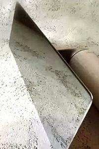 Нанесение декоративной штукатурки короед: основные этапы работы