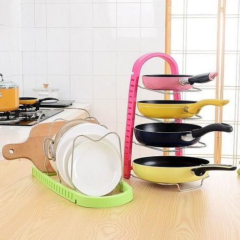 Держатель для сковородок и крышек