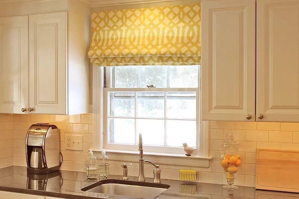 римская штора фото для кухни своими руками бильярдные