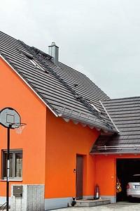 Выбираем краску и штукатурку для создания яркого фасада дома