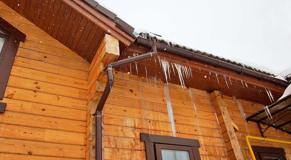 В морозы из-за мостиков холода &#1085...
