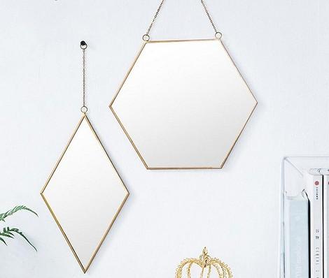 Зеркало-многоугольник
