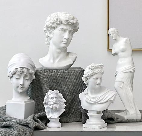 Керамические фигуры