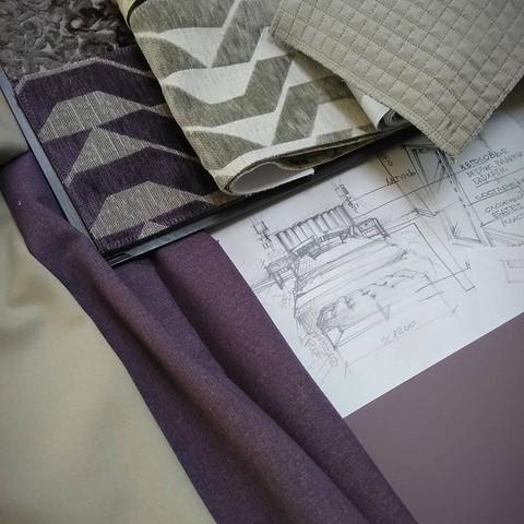 Текстиль подбирайте, исходя из...