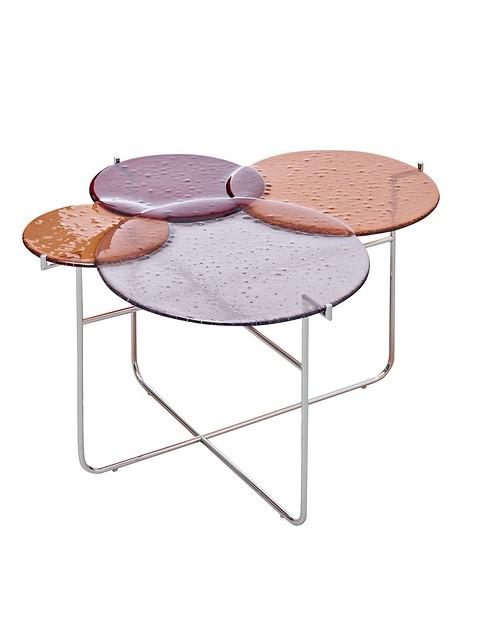Кофейный столик Pastille (дизайн — Sebastian Herkner) с...