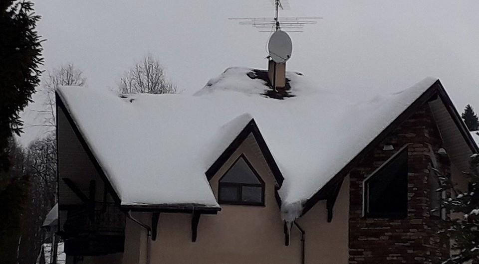 Люкарны мешают сходу снега даж&...