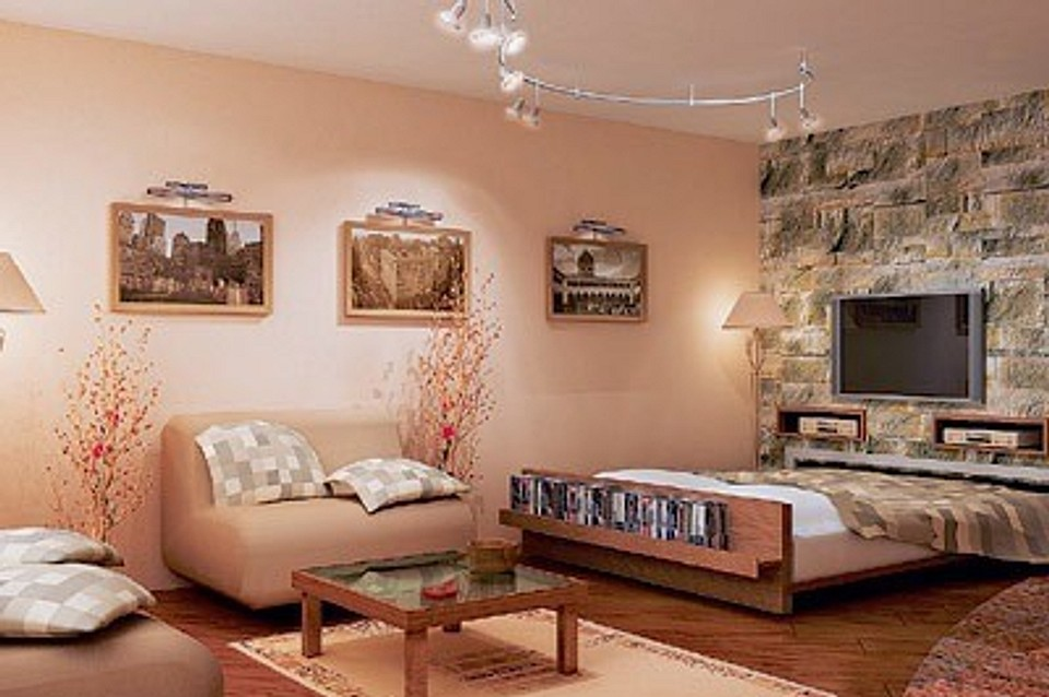 Однокомнатня квартира в доме-башне серии «Москворецкая»: Максимум удобств при минимуме средств
