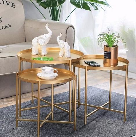 Железный столик