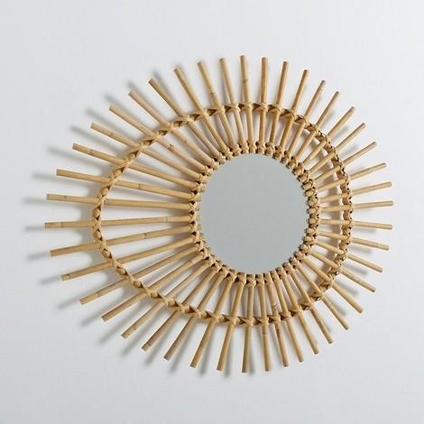 Винтажное зеркало Nogu в форме
