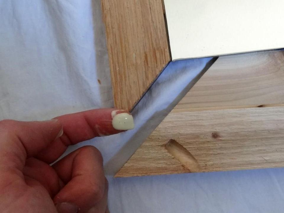 Рама для зеркала своими руками: инструкция по созданию для новичков