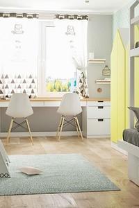 Детская комната для близнецов: 5 советов для правильной организации пространства