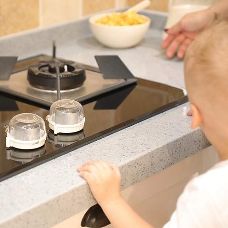 Защитные колпачки на ручки плиты