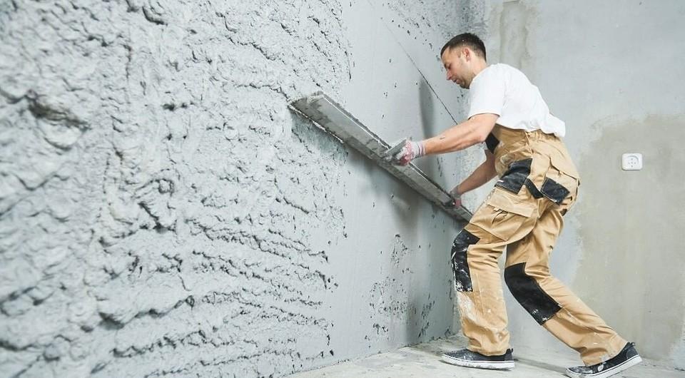 Как штукатурить стены своими руками: инструкция для новичков
