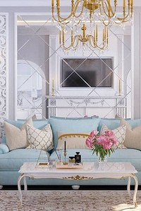 Как создать интерьер гостиной в классическом стиле: советы и 55 фото для вдохновения