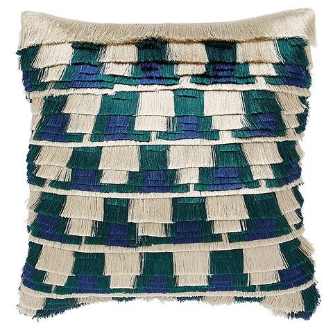 Декоративная подушка с многоя&#...