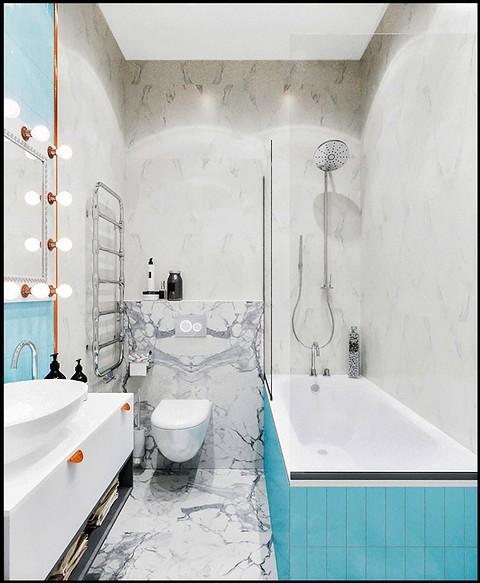 Для отделки стен и пола в санте&#1093...