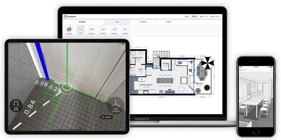 5 мобильных приложений, которые помогут при декорировании интерьера