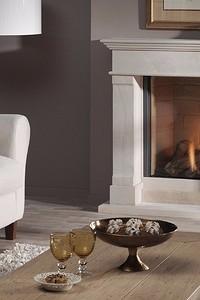 Интерьер гостиной с камином: советы по выбору и дизайну